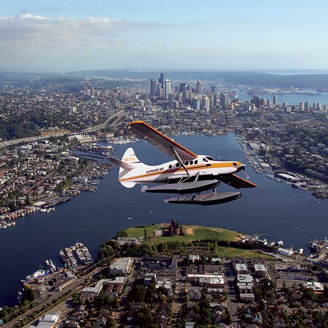 Vancouver Vacations Packages: Victoria To Seattle Overnight Package